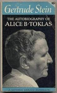 Getruda Stajn Autobiografija Alise B Toklas